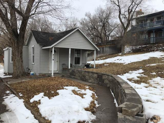 418 E 5th Street 422 E. 5th St., Rifle, CO 81650 (MLS #163221) :: Western Slope Real Estate