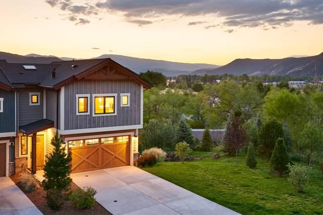 219 Overlook, Carbondale, CO 81623 (MLS #163238) :: Roaring Fork Valley Homes