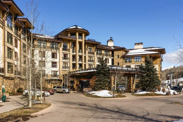 130 Wood Road #705, Snowmass Village, CO 81615 (MLS #163257) :: Roaring Fork Valley Homes