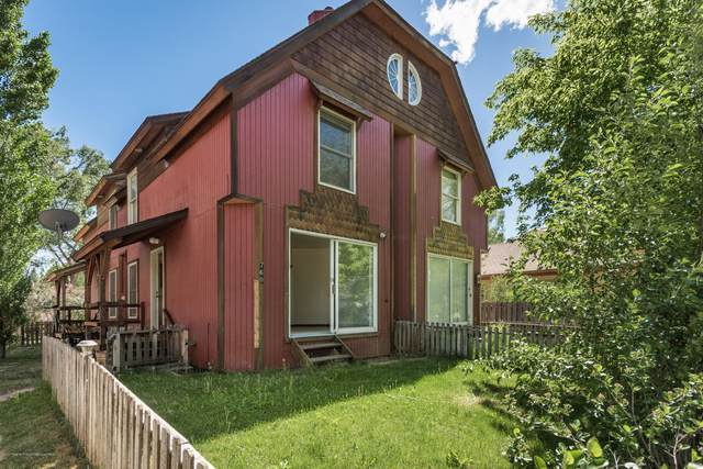 760 Lincoln Avenue, Carbondale, CO 81623 (MLS #163288) :: Roaring Fork Valley Homes
