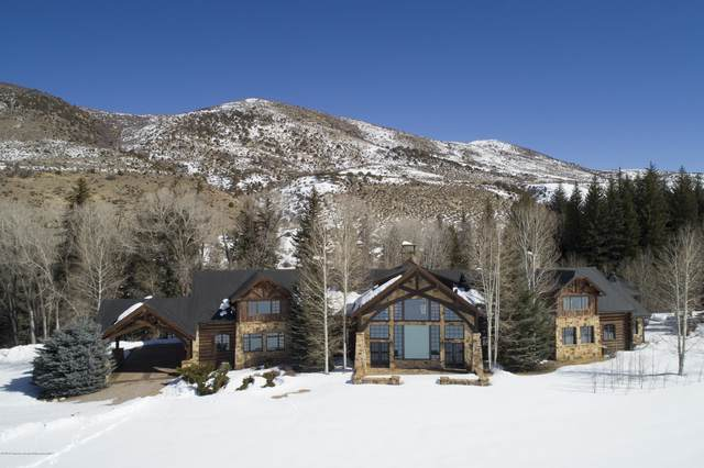 2280/2288 Snowmass Creek Road, Snowmass, CO 81654 (MLS #163292) :: Roaring Fork Valley Homes