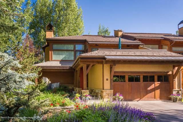 65 Harleston Green #55, Snowmass Village, CO 81615 (MLS #163405) :: McKinley Real Estate Sales, Inc.