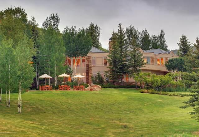 215 N Starwood Drive, Aspen, CO 81611 (MLS #163413) :: McKinley Real Estate Sales, Inc.