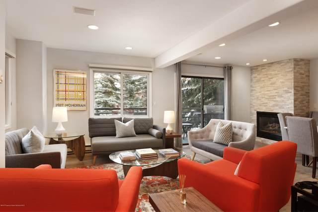 650 S Monarch Street Unit 2, Aspen, CO 81611 (MLS #163428) :: McKinley Real Estate Sales, Inc.