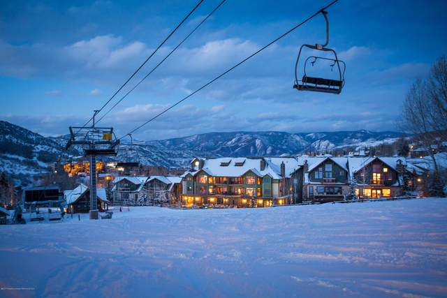 155 Timber Club Court D3-V, Snowmass Village, CO 81615 (MLS #163447) :: McKinley Real Estate Sales, Inc.