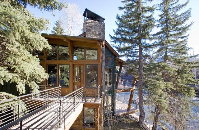 4076 Lower River Road, Snowmass, CO 81654 (MLS #163476) :: Roaring Fork Valley Homes