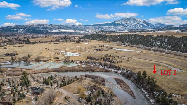 285 Stonefly Drive, Carbondale, CO 81623 (MLS #163503) :: Roaring Fork Valley Homes
