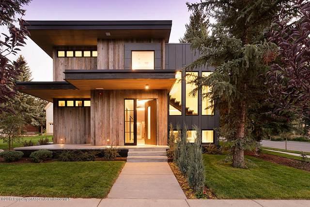 905 E Hopkins Avenue, Aspen, CO 81611 (MLS #163514) :: McKinley Real Estate Sales, Inc.