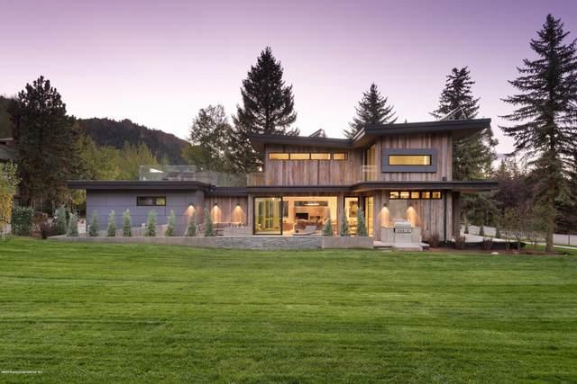 905 E Hopkins Avenue, Aspen, CO 81611 (MLS #163516) :: McKinley Real Estate Sales, Inc.