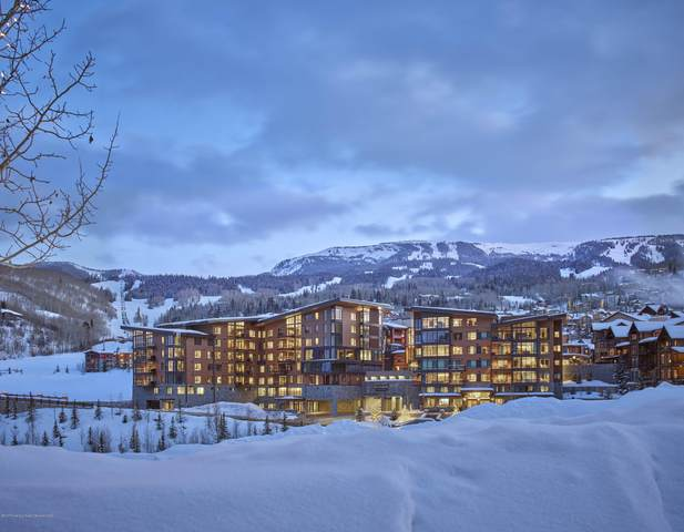 77 Wood Road #604, Snowmass Village, CO 81615 (MLS #163522) :: Roaring Fork Valley Homes