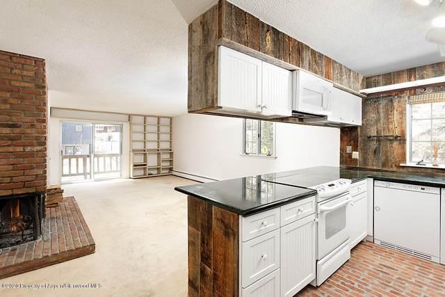 100 E Dean Street 2 A, Aspen, CO 81611 (MLS #163559) :: Roaring Fork Valley Homes