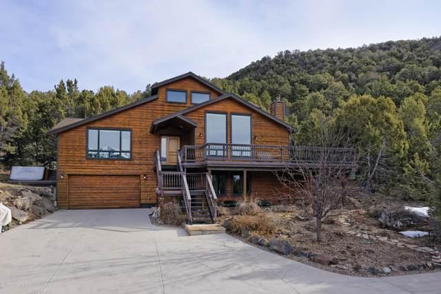 852 Hillcrest Drive, Basalt, CO 81621 (MLS #163596) :: McKinley Real Estate Sales, Inc.