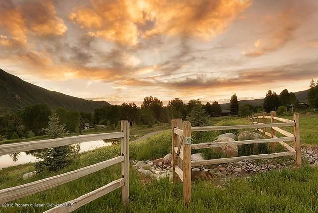 184 Hoaglund Ranch Road, Basalt, CO 81621 (MLS #163649) :: Roaring Fork Valley Homes