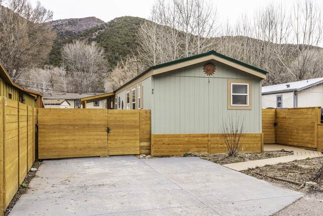 98 Lazy Glen, Snowmass, CO 81654 (MLS #163662) :: McKinley Real Estate Sales, Inc.