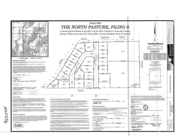 1605 Arabian Avenue, Rifle, CO 81650 (MLS #163663) :: Roaring Fork Valley Homes