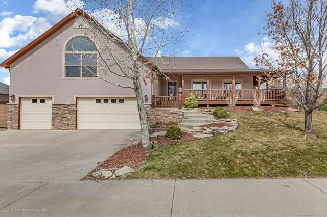 526 Eagles Nest Drive, Silt, CO 81652 (MLS #163676) :: McKinley Real Estate Sales, Inc.