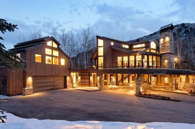 205 Roaring Fork Drive, Aspen, CO 81611 (MLS #163680) :: McKinley Real Estate Sales, Inc.