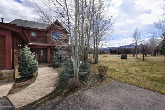 604 Perry Ridge, Carbondale, CO 81623 (MLS #163731) :: Roaring Fork Valley Homes