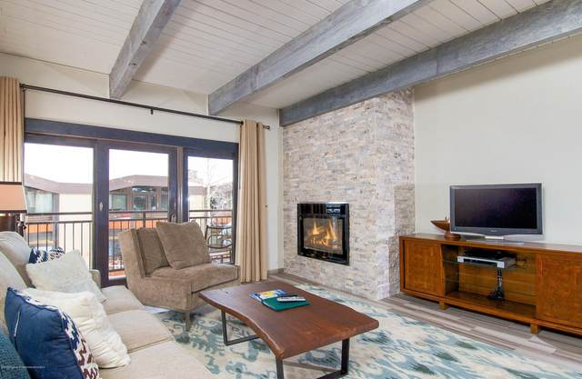 690 Carriage Way D2b, Snowmass Village, CO 81615 (MLS #163773) :: Roaring Fork Valley Homes