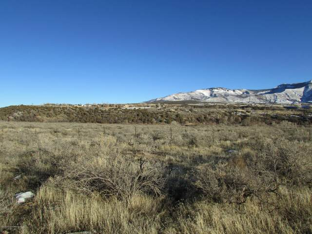 TBD Highway 6 & 24, Parachute, CO 81635 (MLS #163823) :: Western Slope Real Estate