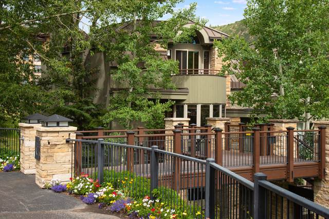 381 Ridge Road C1, Snowmass Village, CO 81615 (MLS #163841) :: McKinley Real Estate Sales, Inc.