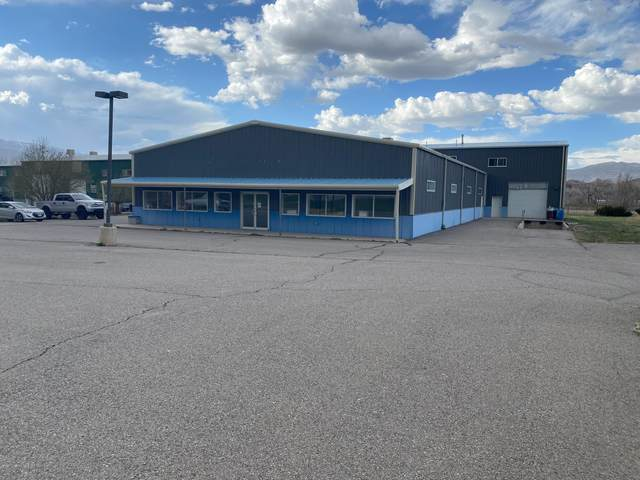 1900/1910 Airport Road, Rifle, CO 81650 (MLS #163864) :: Western Slope Real Estate