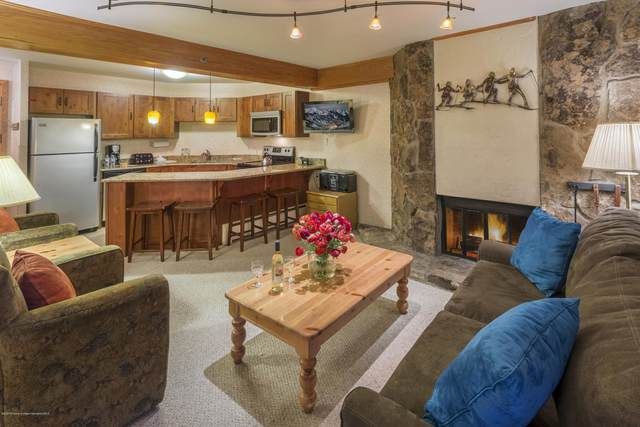 640 Carriage Way #201, Snowmass Village, CO 81615 (MLS #163890) :: McKinley Real Estate Sales, Inc.