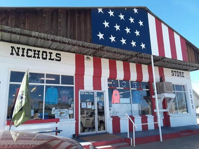 825 E Main Street, Rangely, CO 81648 (MLS #163913) :: Roaring Fork Valley Homes