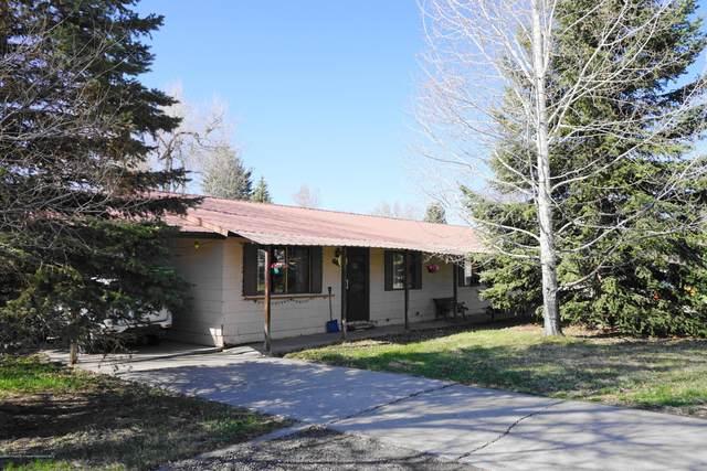 600-610 Garfield Street, Meeker, CO 81641 (MLS #163930) :: Roaring Fork Valley Homes