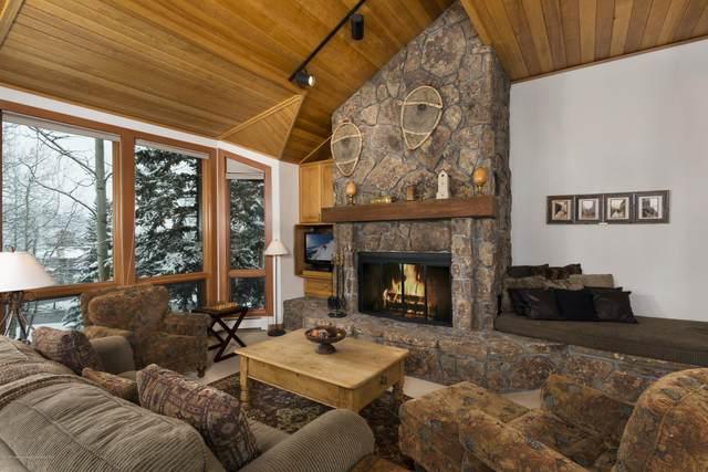 145 Village Bound #24, Snowmass Village, CO 81615 (MLS #163941) :: McKinley Real Estate Sales, Inc.