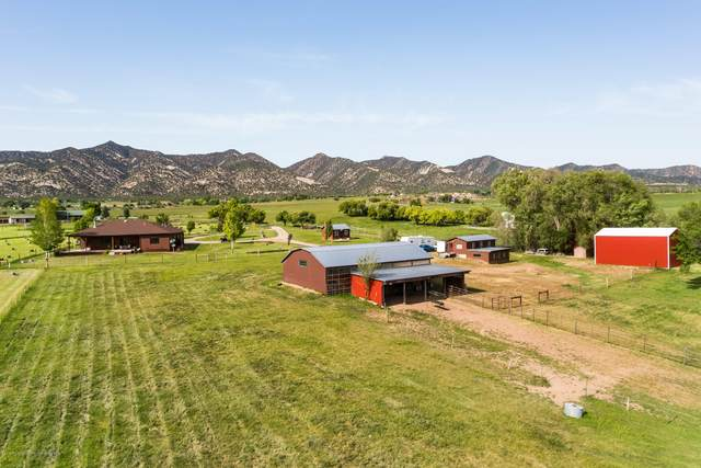 381 County Road 228, Silt, CO 81652 (MLS #163949) :: Western Slope Real Estate