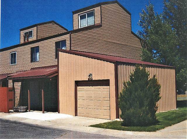 3663 Juniper Place #4, Craig, CO 81625 (MLS #163961) :: McKinley Real Estate Sales, Inc.