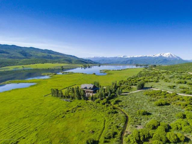 4930 Upper Cattle Creek Road, Carbondale, CO 81623 (MLS #163981) :: McKinley Real Estate Sales, Inc.