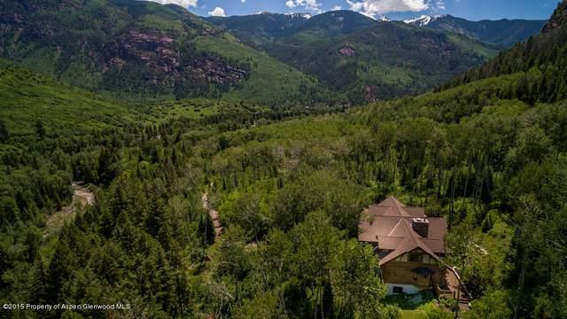 750 Coal Creek Road, Redstone, CO 81623 (MLS #163984) :: Aspen Snowmass | Sotheby's International Realty