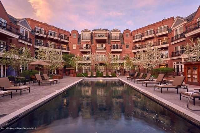 415 E Dean, Unit 17, Week 11, Aspen, CO 81611 (MLS #164101) :: McKinley Real Estate Sales, Inc.