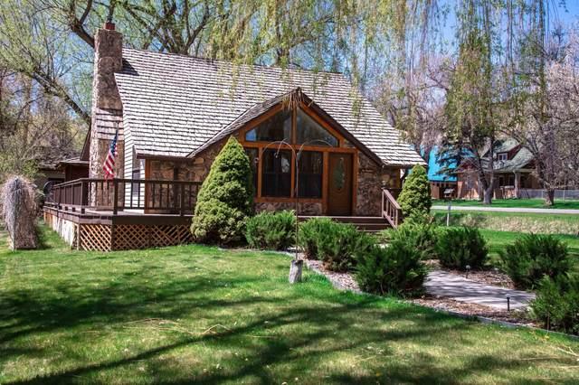 589 6th Street Street, Meeker, CO 81641 (MLS #164169) :: Roaring Fork Valley Homes