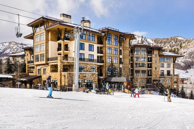 130 Wood Road #703, Snowmass Village, CO 81615 (MLS #164185) :: McKinley Real Estate Sales, Inc.