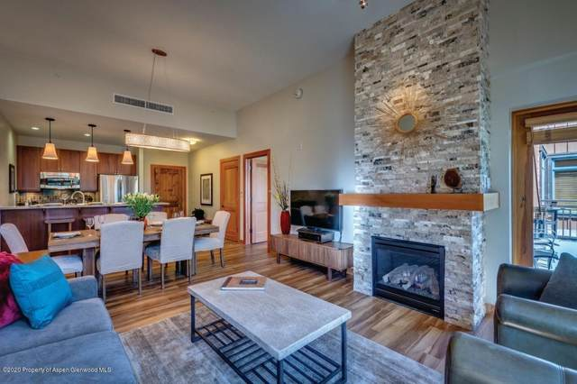 60 Carriage Way #3028, Snowmass Village, CO 81615 (MLS #164214) :: McKinley Real Estate Sales, Inc.