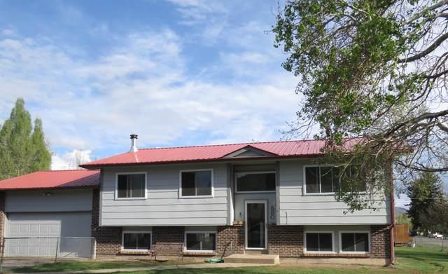 880 Cleveland Street, Meeker, CO 81641 (MLS #164223) :: Roaring Fork Valley Homes