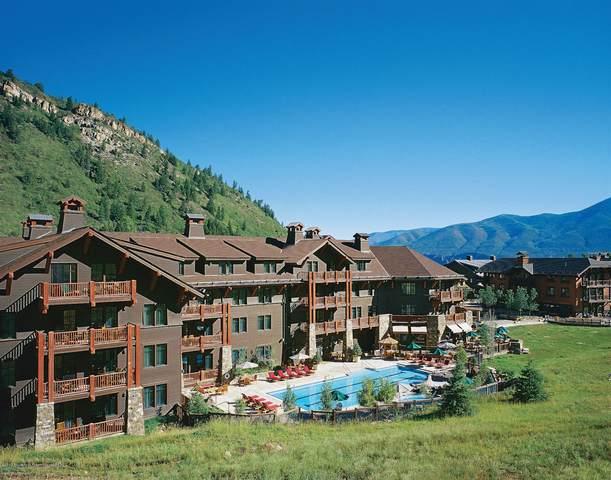 0075 Prospector Road Unit 8105-7, Aspen, CO 81611 (MLS #164227) :: Roaring Fork Valley Homes