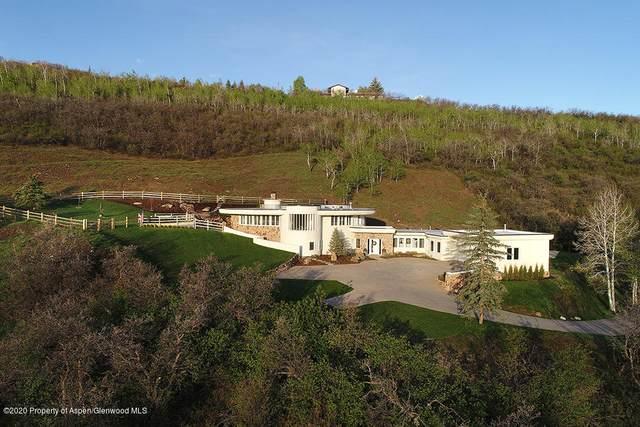 860 W Buttermilk Road, Aspen, CO 81611 (MLS #164259) :: McKinley Real Estate Sales, Inc.