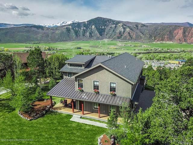 739 Hillcrest Drive, Basalt, CO 81621 (MLS #164284) :: Roaring Fork Valley Homes