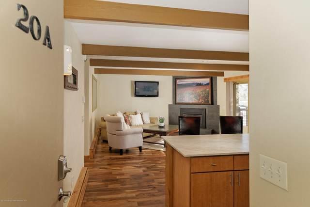 35 Upper Woodbridge Road 20 A, Snowmass Village, CO 81615 (MLS #164285) :: McKinley Real Estate Sales, Inc.
