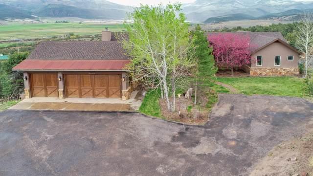 1550B Cottonwood Pass Road, Gypsum, CO 81637 (MLS #164287) :: Aspen Snowmass | Sotheby's International Realty