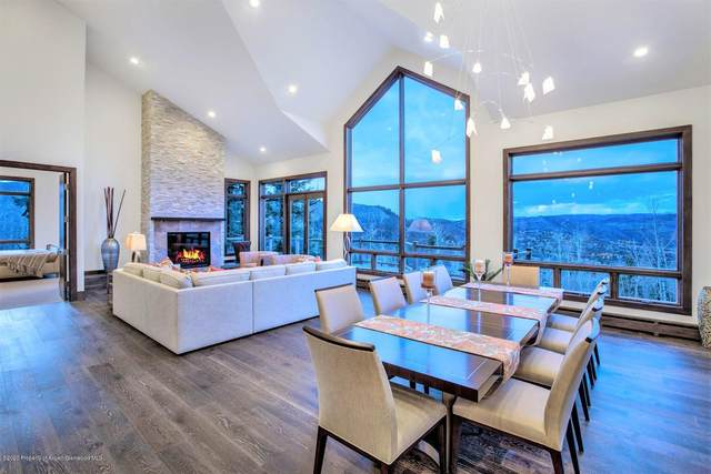 95 Ridge Road, Snowmass Village, CO 81615 (MLS #164302) :: Roaring Fork Valley Homes