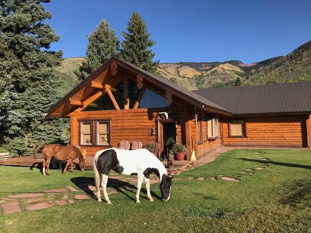 450 Ruedi Creek Road, Basalt, CO 81621 (MLS #164324) :: Roaring Fork Valley Homes