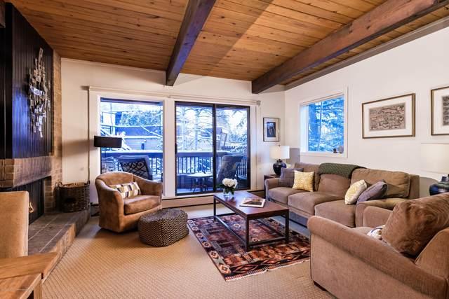 610 S West End Street #J201, Aspen, CO 81611 (MLS #164325) :: McKinley Real Estate Sales, Inc.