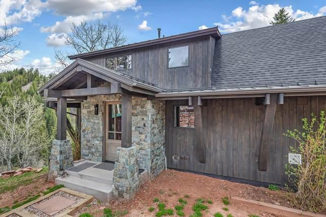 1340 Mclaughlin Lane, Basalt, CO 81621 (MLS #164342) :: Roaring Fork Valley Homes