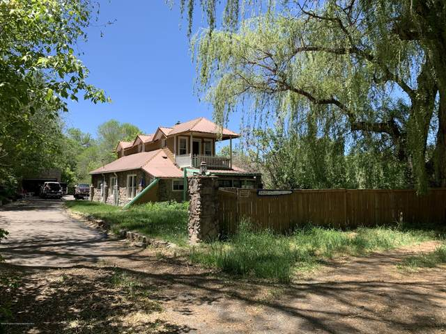 Address Not Published, Collbran, CO 81624 (MLS #164358) :: Roaring Fork Valley Homes