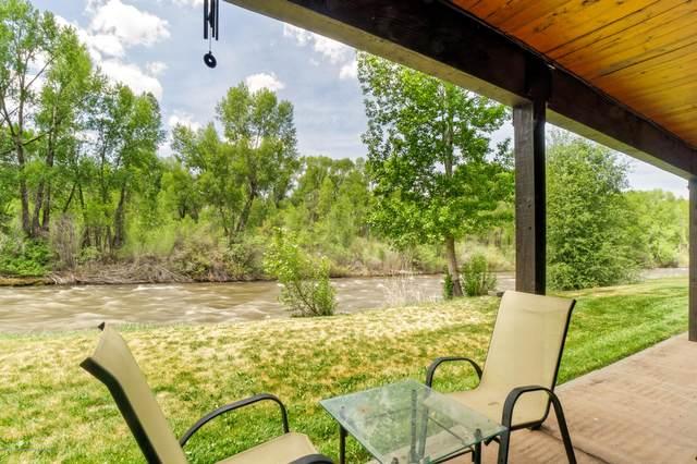 23284 Two Rivers Road #15, Basalt, CO 81621 (MLS #164369) :: Roaring Fork Valley Homes